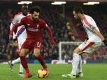 «صلاح» مُهدد بالإيقاف مباراتين في الدوري الإنجليزي.. تعرف على السبب
