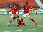 ملخص مباراة الأهلي والمقاولون العرب في الدوري المصري «فيديو وصور»