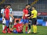"""أحمد الشناوي: """"الحكم الصربي حرم الأهلي من ركلة جزاء صحيحة أمام بيراميدز"""""""