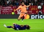 «صلاح» يحتل المركز الثالث في القيمة التسويقية مع ليفربول