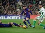 «كوتينيو وميسي» يقودان تشكيل «برشلونة» أمام «خيتافي»