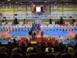 عبد الرحمن وائل يحصد «برونزية» للفراعنة في بطولة مصر الدولية للتايكوندو