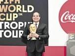«كأس العالم» فى أحضان روسيا بعد أطول رحلة فى تاريخ المونديال