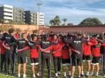 بيراميدز ينقل تدريباته في المغرب لملعب مولاي رشيد