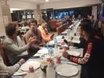 عزومة سمك لمنتخب اليد بعد حصد المركز السابع على العالم «صور»