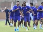 لاسارتي يطالب لاعبي الأهلي بالجدية في التدريبات استعداد لمواجهة بطل السودان