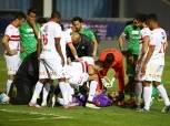 """عبد المجيد: """"الشناوي أبلغني بإصابته بالرباط الصليبي بعد اصطدامي به"""""""