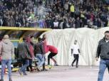 الأمن يرفض خروج لاعبي الأفريقي التونسي من ستاد الإسماعيلية