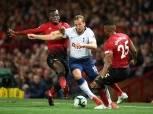 الشوط الأول.. راشفورد يقود مانشستر يونايتد للتقدم على توتنهام بهدف نظيف