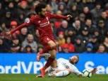 محمد صلاح أساسيا في تشكيل ليفربول ضد بيرنلي بالدوري الإنجليزي