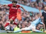 """""""الثلاثية التاريخية"""" تضع مانشستر سيتي في مواجهة جديدة مع ليفربول"""
