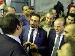 رسميا.. طارق السعيد رئيسا لنادي الترسانة
