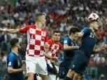 فلاش باك.. فرنسا تكتسح كرواتيا برباعية في نهائي مونديال 2018