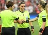 ستيفاني فرابارت.. ظهور نسائي بين حكام مباراة إيطاليا وتركيا في افتتاح يورو