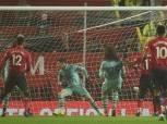 بالفيديو  التعادل الإيجابي يحسم الشوط الأول بين مانشستر يونايتد وأرسنال
