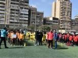 اتحاد الكرة يفتتح مشروع الأكاديميات على ملاعب الصيد
