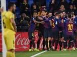 ترتيب الدوري الإسباني.. برشلونة يواصل الصدارة وأتلتيكو مدريد في المركز الثاني