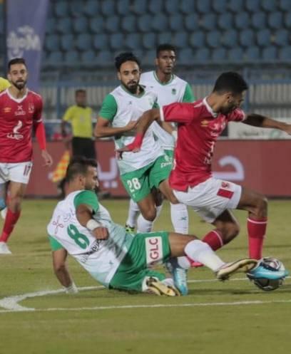الأهلي يفوز على الاتحاد السكندري 2/1 ويتأهل لنهائي كأس مصر
