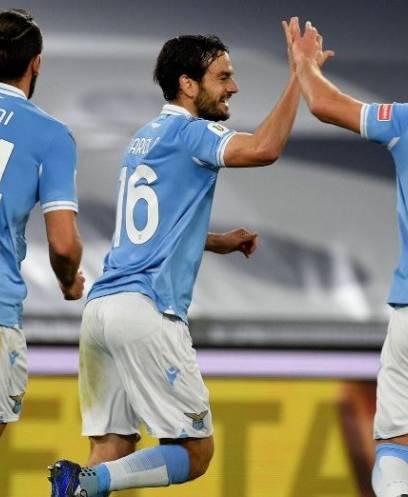 لاتسيو يتأهل لربع نهائي كأس إيطاليا بعد فوزه على بارما بهدفين