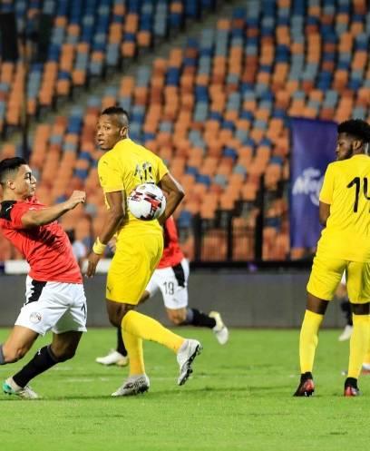 مباراة مصر وتوجو بالتصفيات المؤهلة لكأس أفريقيا