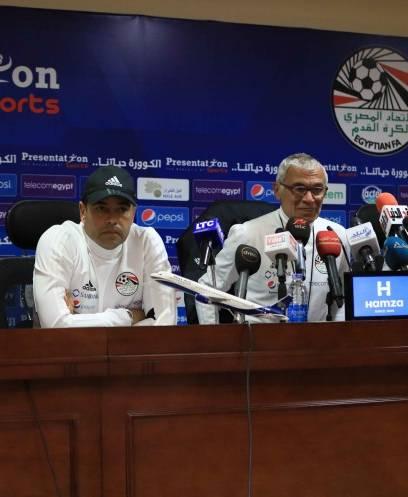 مؤتمر المنتخب الوطني للقاء غانا في تصفيات كأس العالم روسيا 2018