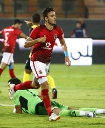 صور مباراة الأهلي ووادي دجلة 21 أغسطس