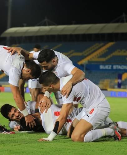 الزمالك يفوز على مصر المقاصة بهدفين.. ويتأهل لنصف نهائي كأس مصر