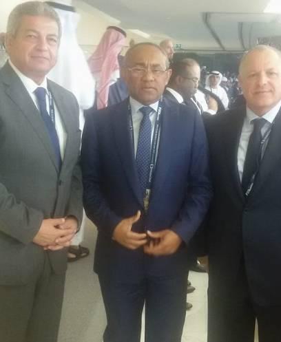 وزير الرياضة يشيد بتنظيم بطولة كأس العالم للأندية بالإمارات