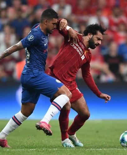 السوبر الأوروبي.. مباراة ليفربول وتشيلسي