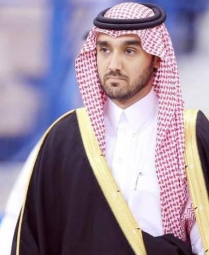 رسميا.. عبد العزيز بن تركي الفيصل أول وزير للرياضة في السعودية