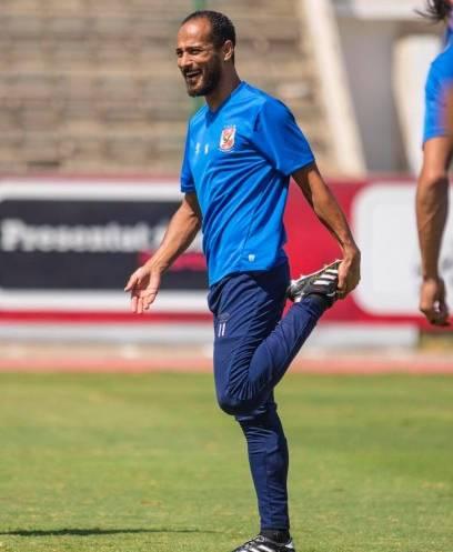 """تدريبات النادي الأهلي """"الجمعة"""" استعدادًا لمواجهة إنبي"""