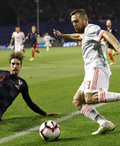 بالفيديو| إسبانيا تسقط أمام كرواتيا بثلاثية