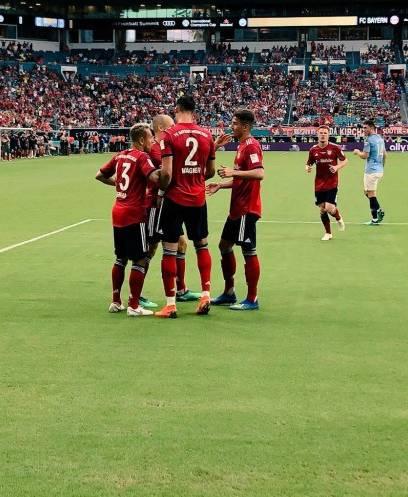 بايرن ميونيخ يفوز على أيك أثينا بهدفين في دوري الأبطال