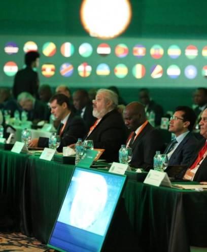 عمومية الاتحاد الأفريقي - كاف