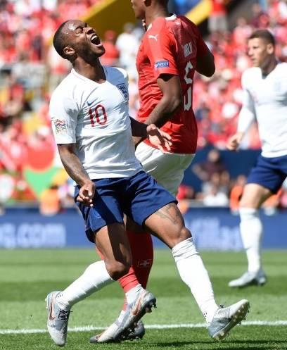 إنجلترا تحقق المركز الثالث في دوري الأمم الأوروبية بفوزها على سويسرا