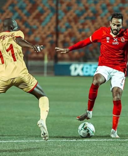 مباراة الأهلي والمريخ السوداني