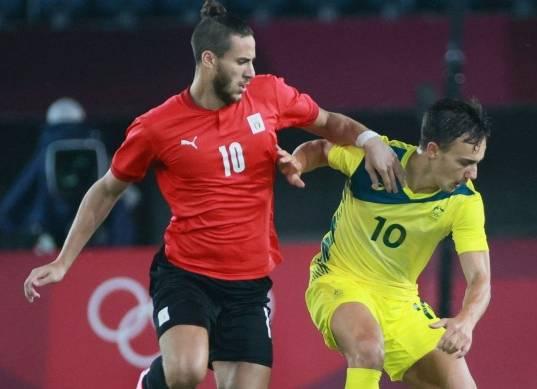 بث مباشر لحظة بلحظة.. مصر وأستراليا في الأولمبياد.. نزول ناصر وعاشور