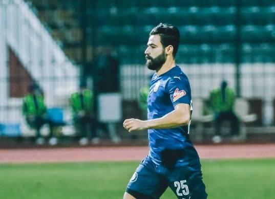 أحمد سامي: الضغوط سبب تراجع النتائج ولا توجد مشكلات بين لاعبي بيراميدز