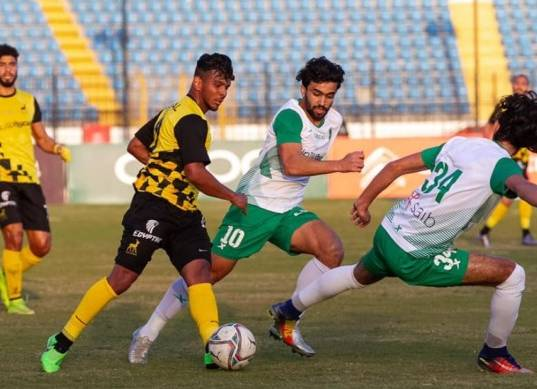 وادي دجلة يطيح بالاتحاد السكندري من كأس مصر بهدف محمد هلال