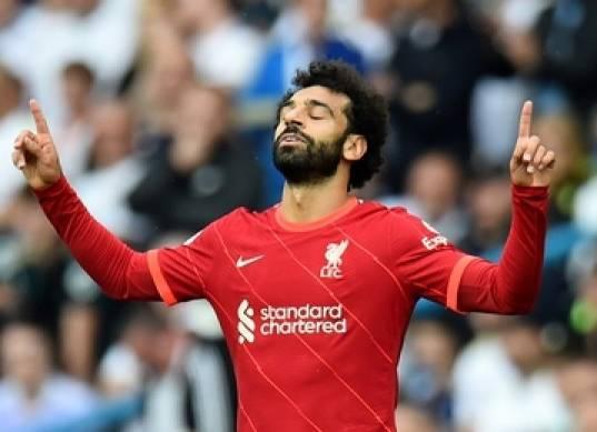 محمد صلاح يسجل الهدف 100 في الدوري الإنجليزي بقميص ليفربول