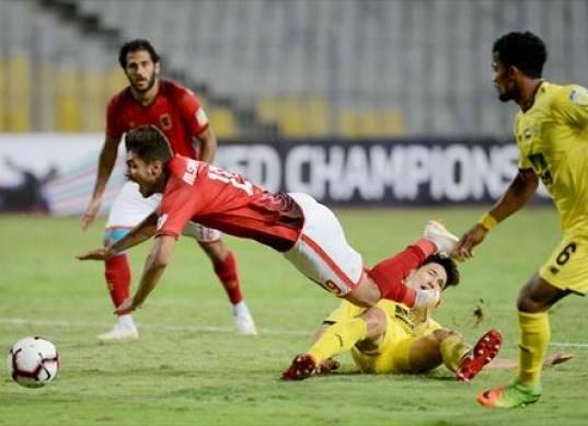 صور مباراة الأهلي والوصل الإماراتي