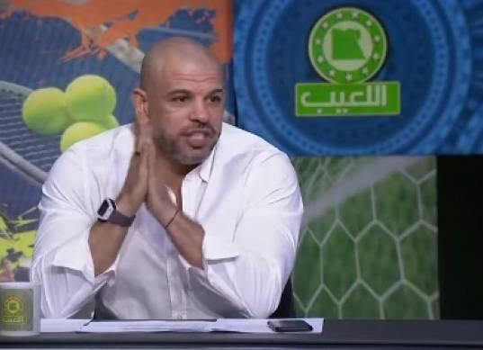 """بشير عن صفقة بدر بانون: """"مستغرب من الأهلي رايح يجيب مدافع من بره"""""""