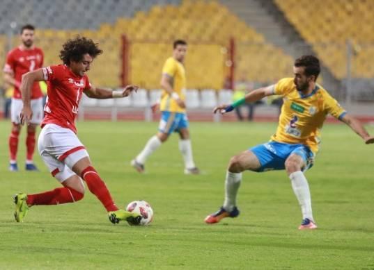 الإسماعيلي يوقف الأهلي في الطريق نحو لقب الدوري
