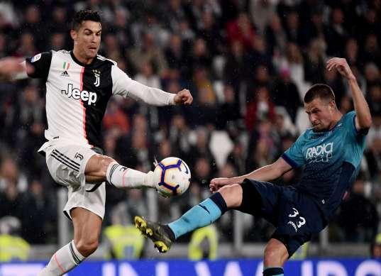 مباراة يوفنتوس وأتالانتا في الدوري الإيطالي
