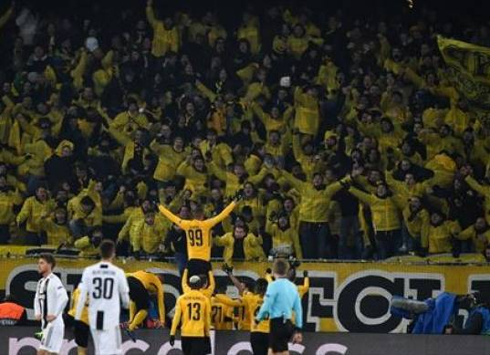 رونالدو يتسبب في هزيمة يوفنتوس أمام يونج بويز.. وفالنسيا يسقط مانشستر يونايتد