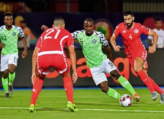 نيجيريا تحصد برونزية أمم أفريقيا 2019 على حساب تونس