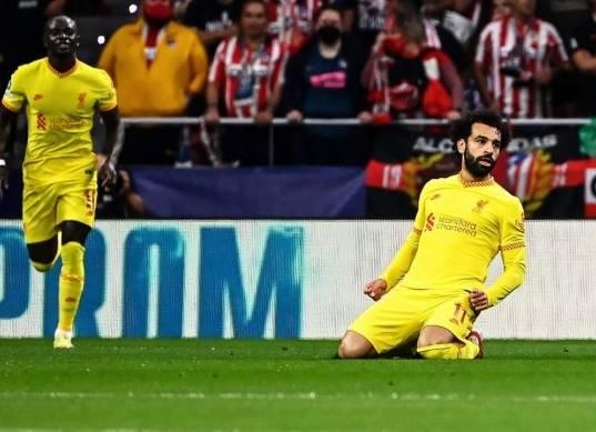 ترتيب هدافي دوري أبطال أوروبا: هالر يتصدر ومحمد صلاح بالوصافة