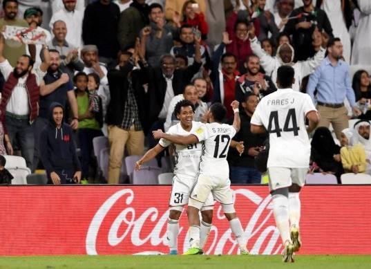 رسميا.. الجزيرة ممثل الإمارات في كأس العالم للأندية