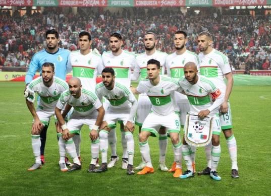 جامبيا تفرض التعادل على الجزائر بتصفيات أمم أفريقيا