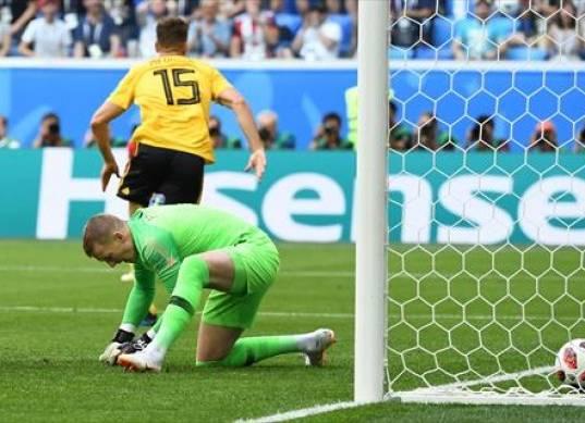 فوز بلجيكا على إنجلترا  وحصوله على المركز الثالث